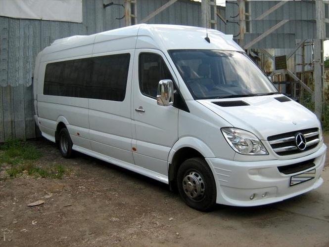 аренда мироавтобуса